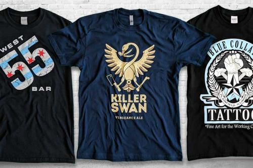 T-shirt and Clothes Printing